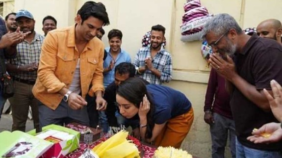 this is how shraddha celebrated her birthday