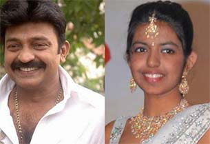 Rajashekar and Shivani