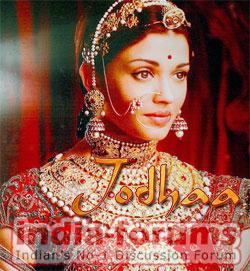 Aishwariya Rai Bachchan as Jodhaa Bai