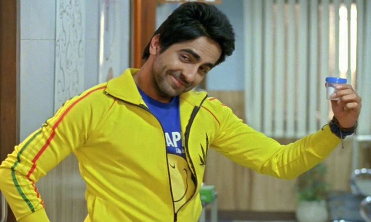 ayushmann talks about debut film being special