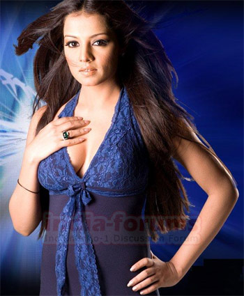 Music Mania :   Celina Jaitely, Actress