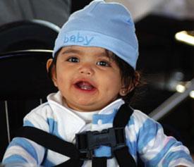 Baby Juanna Sanghvi