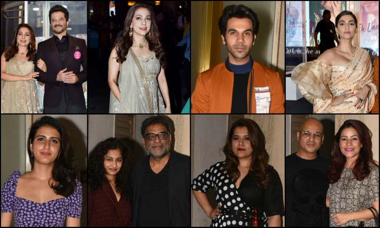 celebrites who attended elkdtal special screening