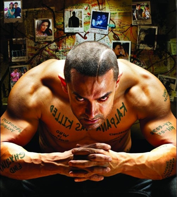 Ghajini Movie preview