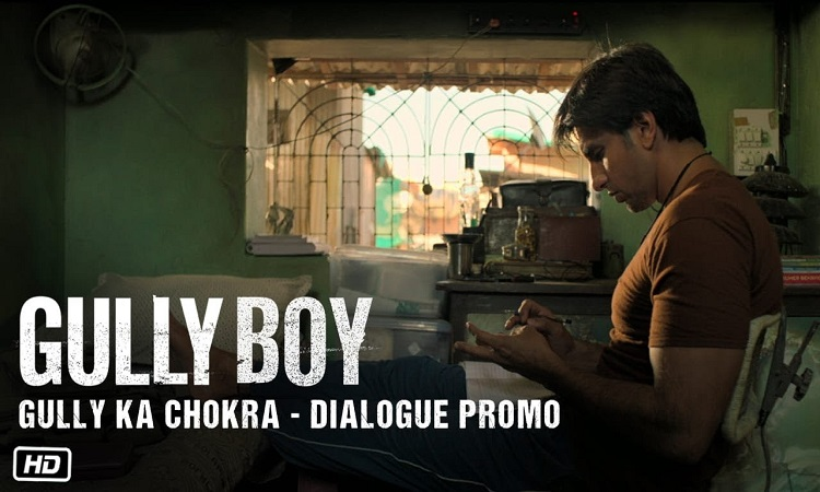 second dialogue promo of gully boy