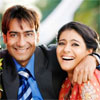 AbhisKajol and Ajay Devgan