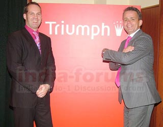 Launch Of Triumph International (India) - The largest Lingeries Company In The World