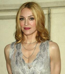 Madonna to adopt Mercy