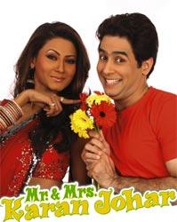 Synopsis of Mr. and Mrs. Karan Jhohar