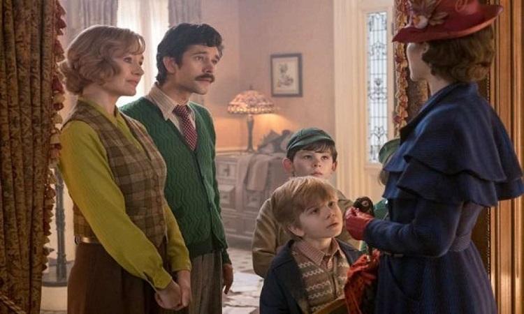 mary poppins returns cast