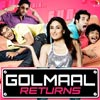 Golmaal Returns, music and masti