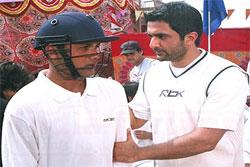 "Sanjay suri & Dev in film ""Say Salam India"""