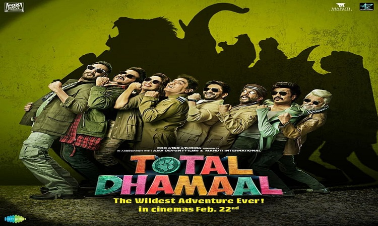 total dhamaal crosses 60 crore mark