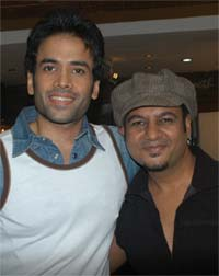 Tushar Kapoor and Aalim