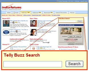 TellyBuzz Search