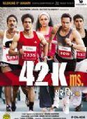 42 Kms...