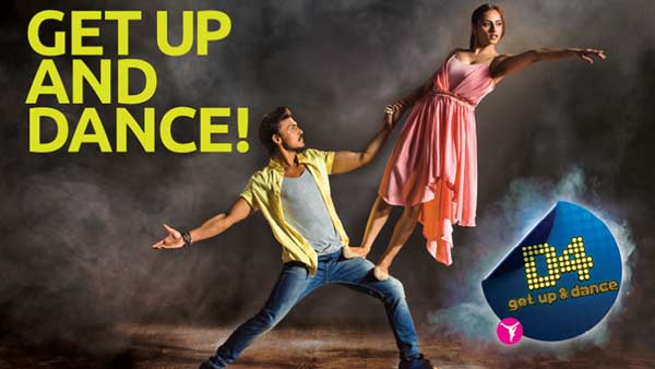 D4 - Get Up And Dance