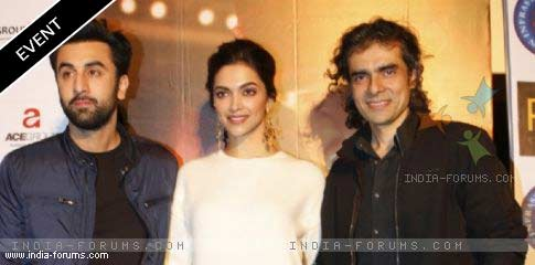 Promotions of Tamasha in Delhi Photos