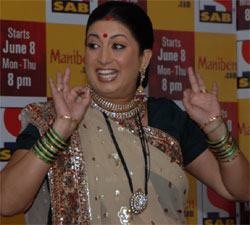 Interview with  :  Smriti Irani, actress