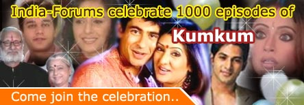 Kumkum 1000 episodes completion