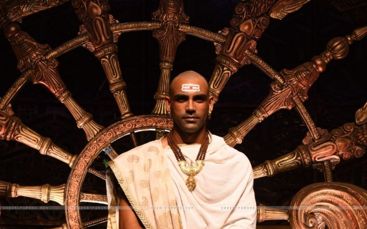 I feel lucky to bag a brainy character like Acharya Radhagupta :     Actor Daksh Ajit Singh, shares his excitement to play Acharya Radhagupta in Chakravartin Ashoka