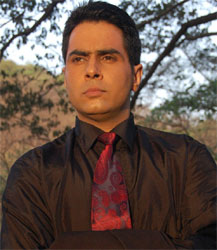 """Says Aman Verma about his entry in the show, """"I am absolutely delighted to be a part of Namak Haraam. The character I play on the show is very different ... - 249_aman"""