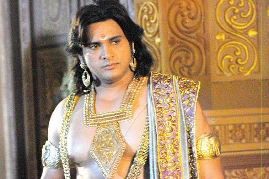 Saurav Gurjar My build got me 39Mahabharat39 rolequot Wrestler Saurav