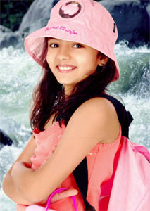 I love acting :  Aaina Mehta, child actor