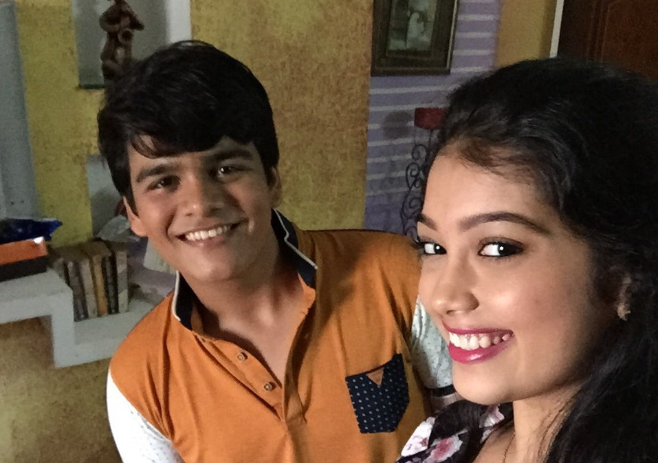 A surprise visit of Digangana on Bhavya's birthday! | 26475 Taarak Mehta Ka Ooltah Chashmah Photos
