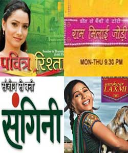Maha Sangam of four shows on Zee TV