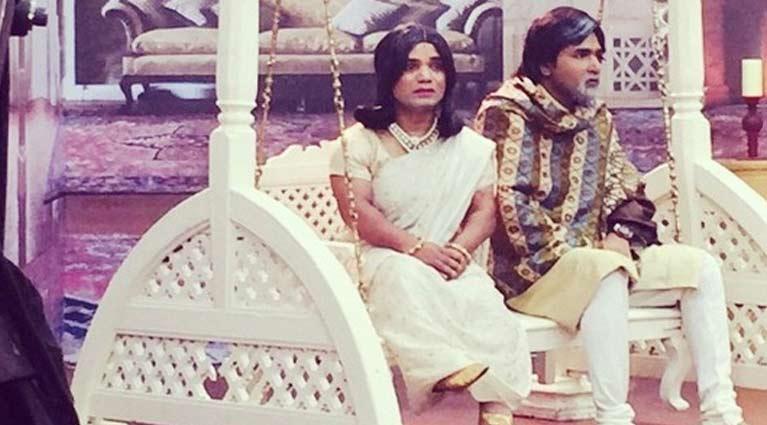 Sayantani Ghosh In Life OK Comedy Classes - YouTube