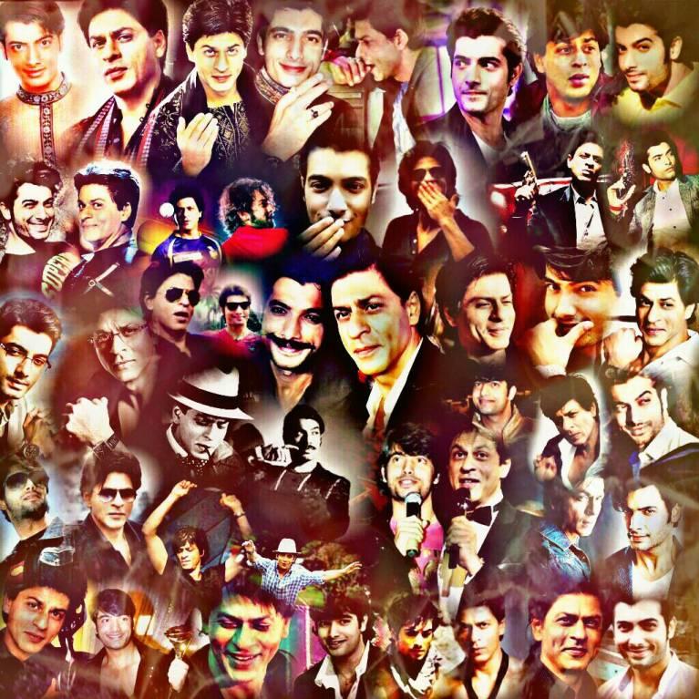 #HappyBirthdaySRK: Ssharad Malhotra's Fan Made A Collage