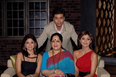 Koffee With Karan Gallery- NO Comments 4E6_KWK---Shilpa