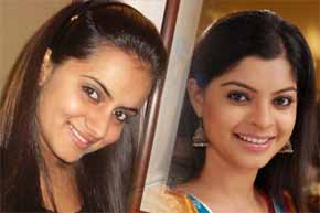 Sneha wagh and Aastha chaudhary