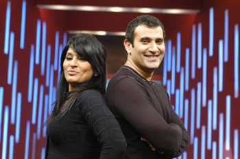 parmeet sethi and archana puran singh
