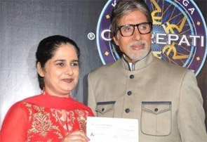 KBC6 winner Sunmeet Kaur Sawhney