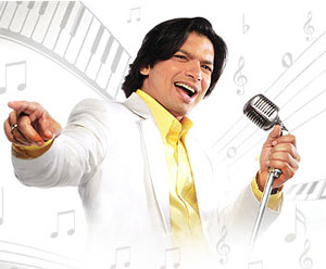 Shaan in Star Voice Of India