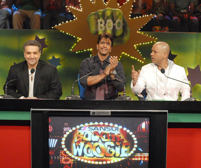 Boogie Woogie Show on Sony Channel