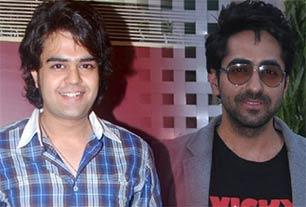ayushmann khurrana and manish paul