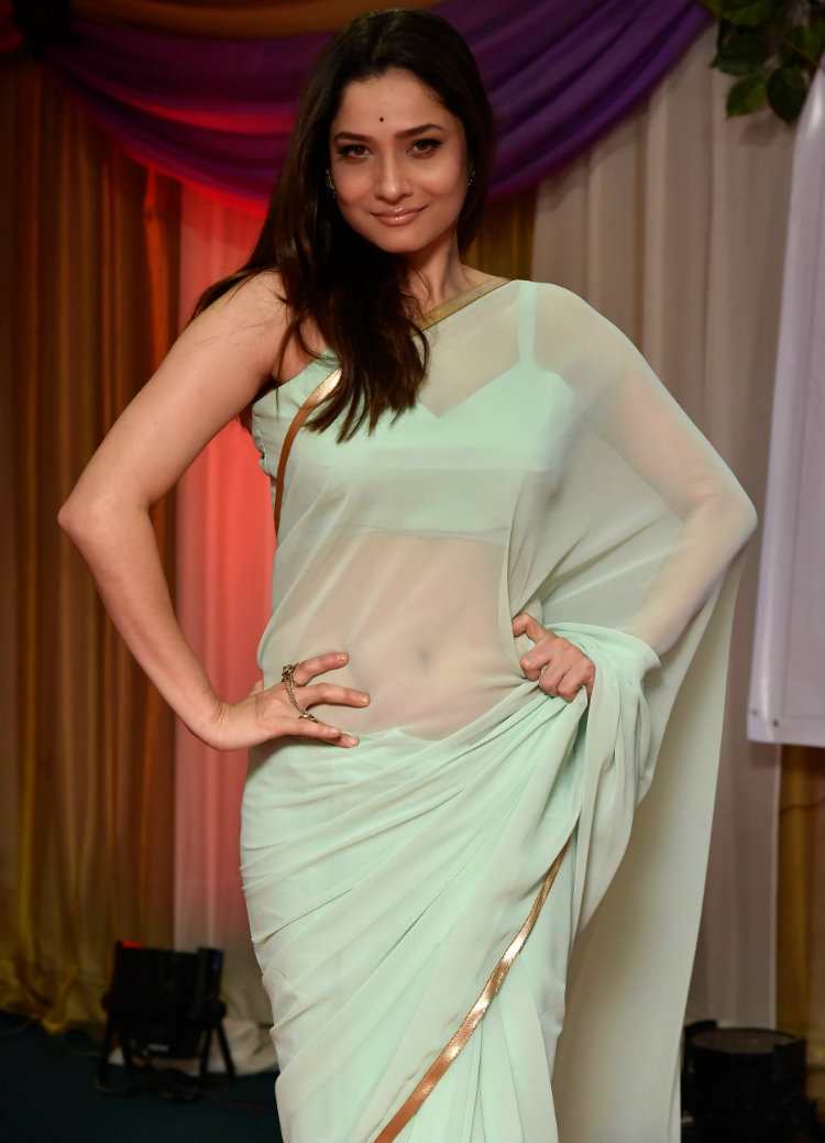 #Stylebuzz: Ankita Lokhande Is Classy Yet Sexy In This ...