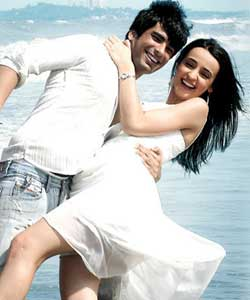 very bubbly sanaya speaks we both met on the