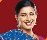 Smriti Irani as Tulsi