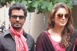 nawazuddin siddiquii and huma qureshi