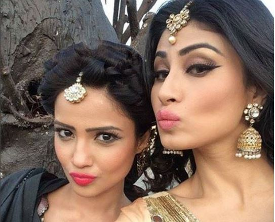 Revealed : Mouni Roy and Adaa Khan's first look as Naagin from Naagin ...