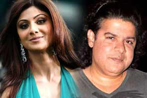 shilpa shetty and sajid khan