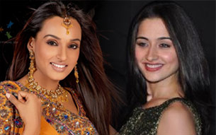 sanjeeda sheikh and reshmi ghosh