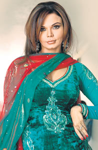 I have been endowed this responsibility by Lord himself :  Rakhi Sawant, actress