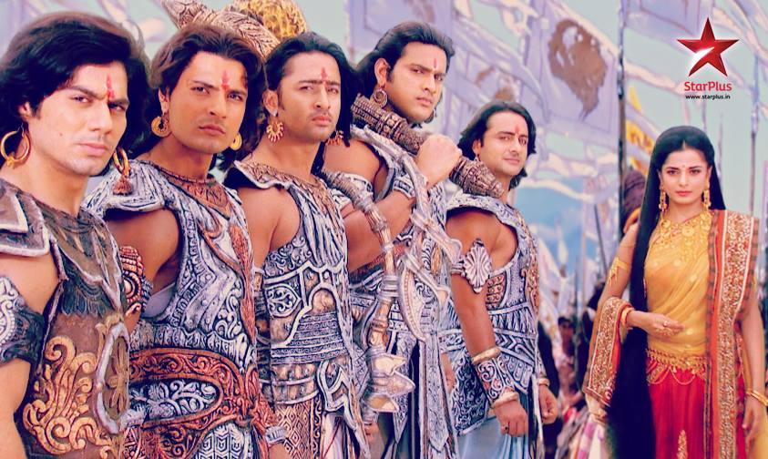 Series Mahabharat Series Mahabharat on Star