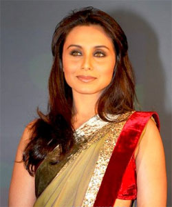 The best form of flattery is criticism :  Rani Mukherjee, actress