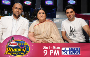 The mother is an important part of the mix :  Shubha Mudgal, Vishal and Shekar, Judges of Mummy Ke Superstars